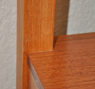 Shelf Notch