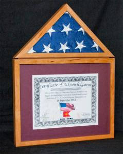 Flag-case-and-certificate-frame-2