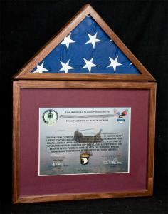 Flag-case-and-certificate-frame-4